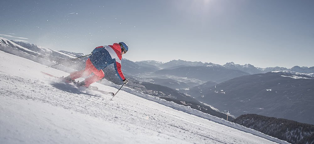 Skiing and Winter Sport in Val Pusteria/Jochtal South Tyrol