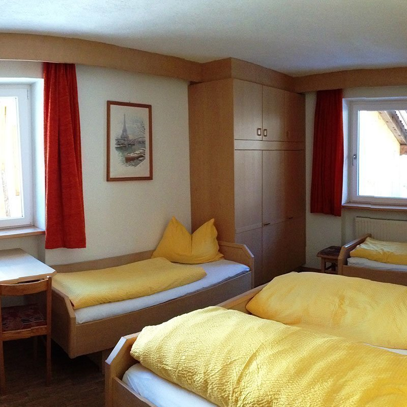 Holiday apartments Stocknerhof Maranza South Tyrol