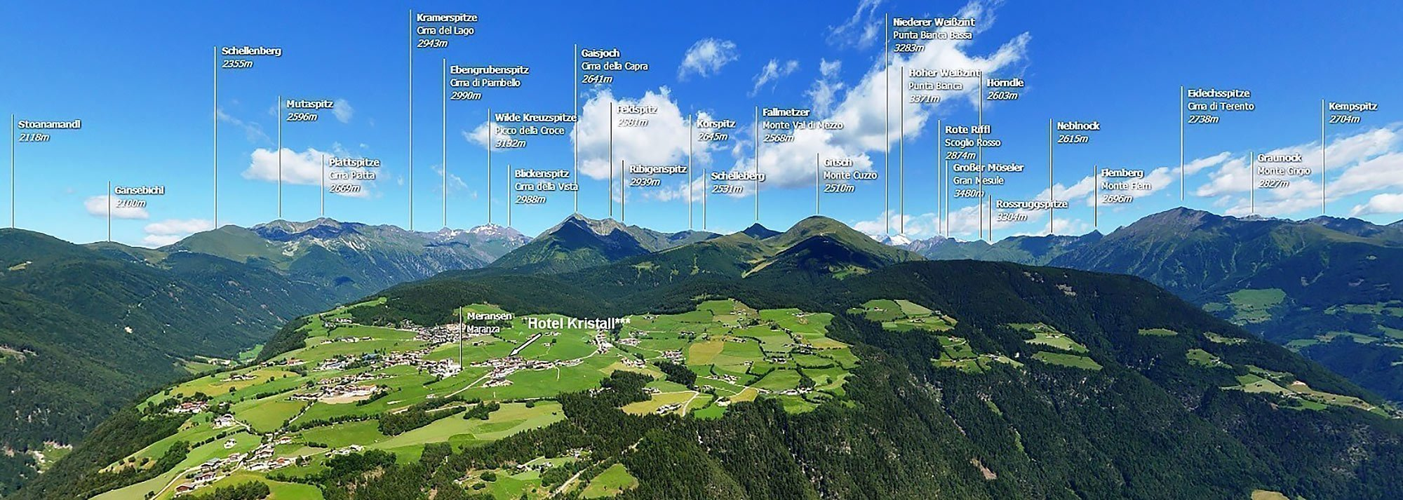 The South Tyrolean Mountains – World heritage of Nature