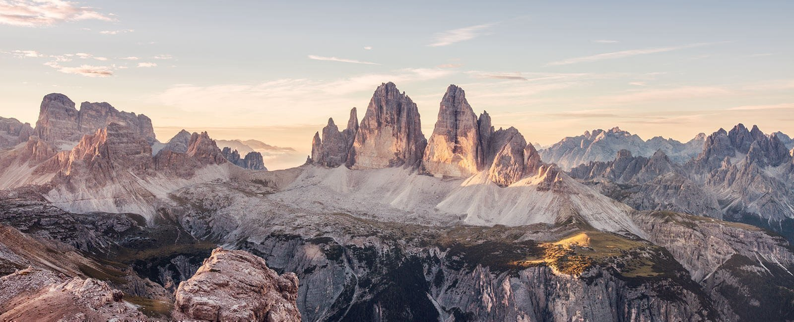 The Dolomites - A UNESCO World Heritage Site