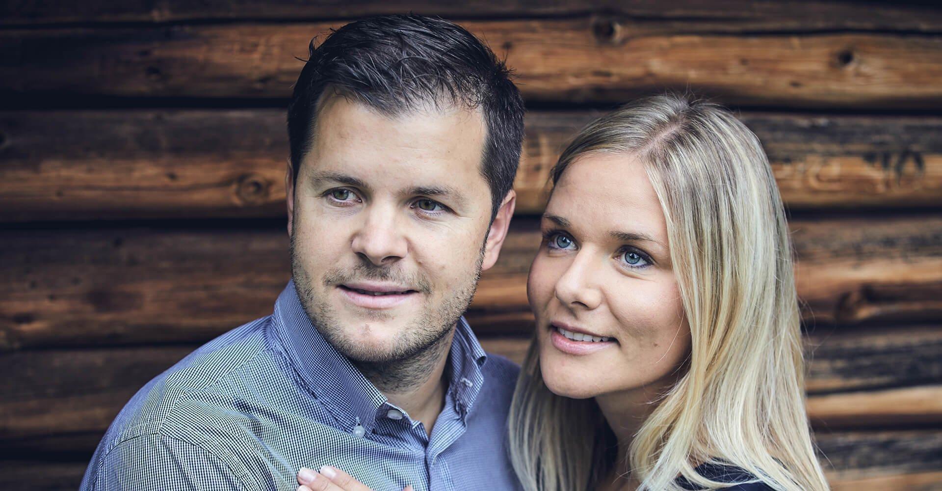 Gastgeber | Bettina Weger & Daniel Fischnaller