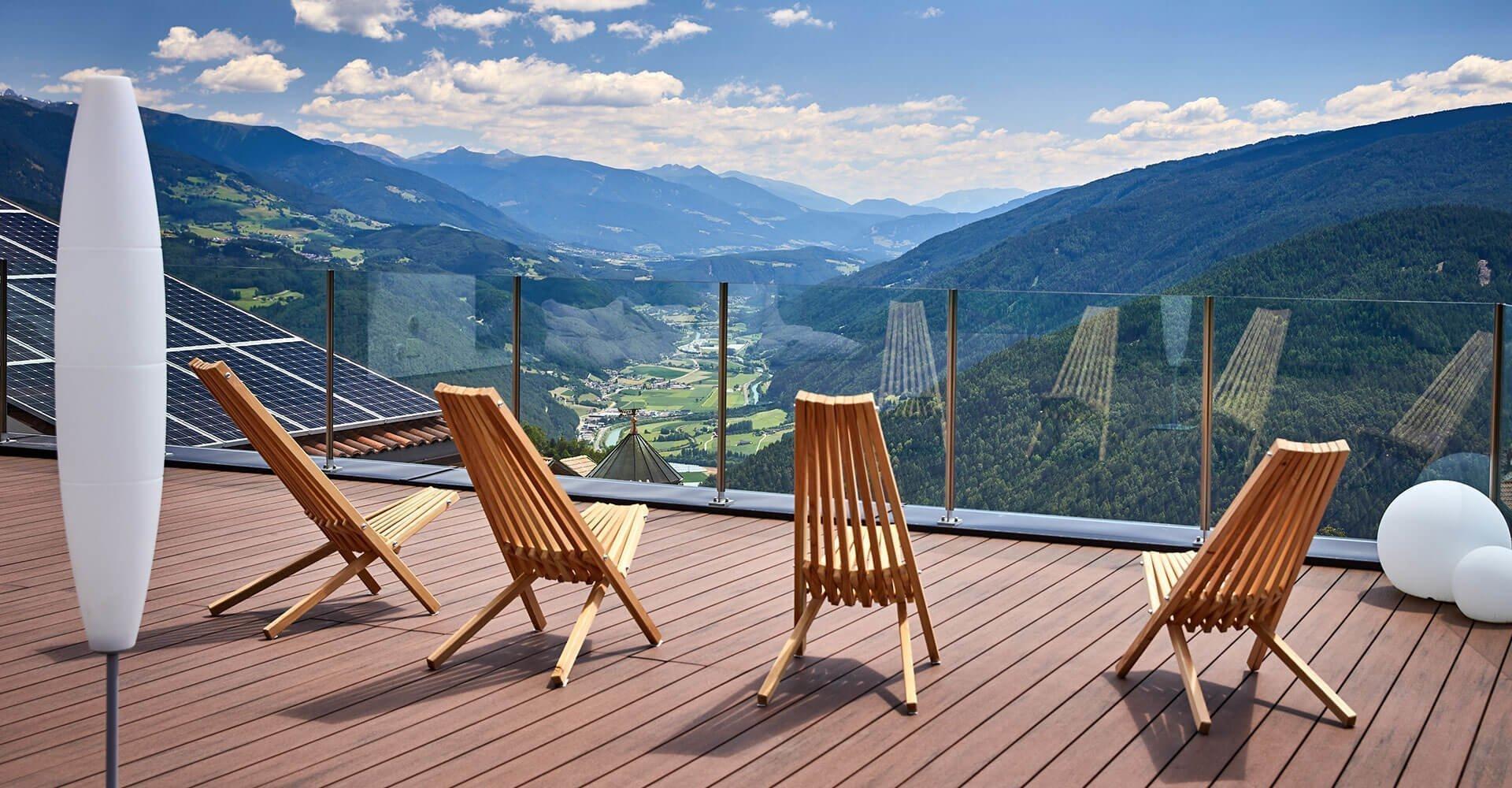 Sommerurlaub Zwischen Tälern und Bergen
