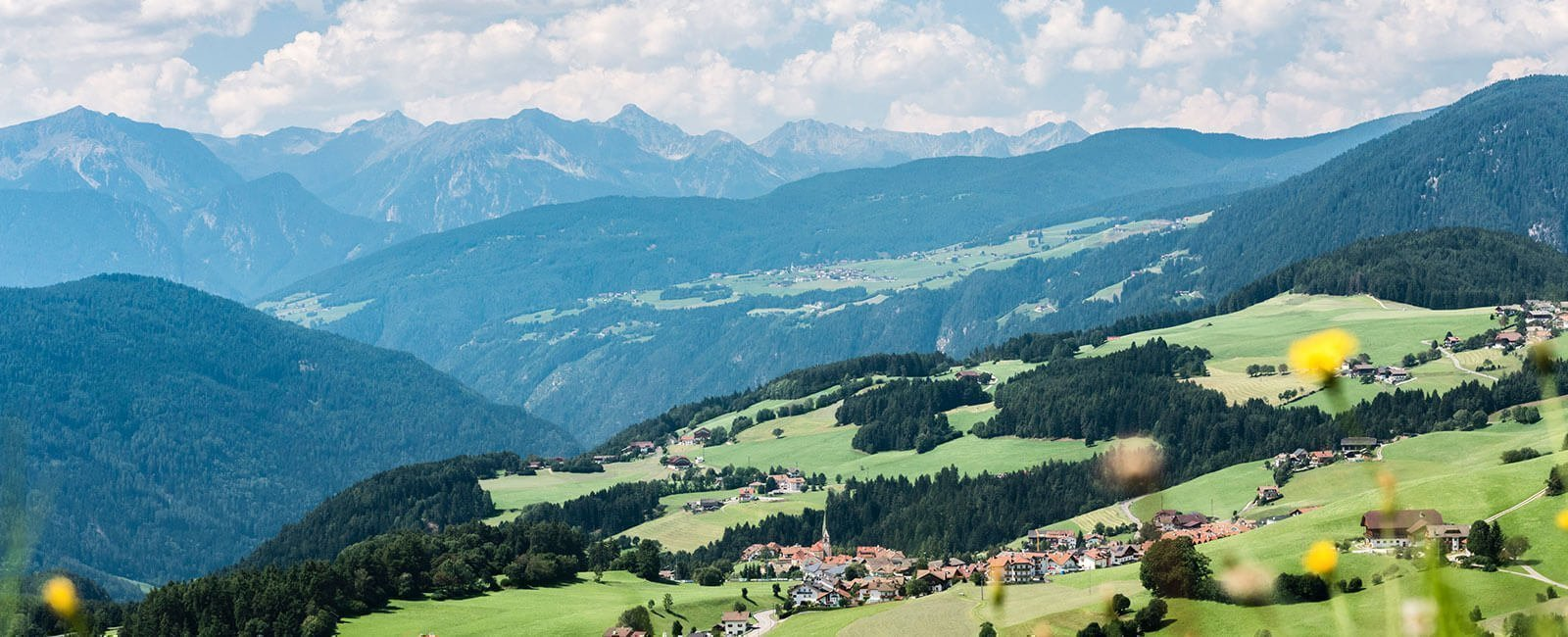 Discover in Pustertal one of the most beautiful mountain regions in the world