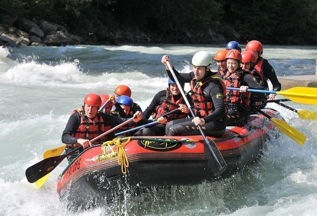 Rafting & other offers