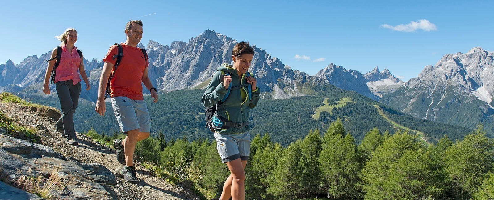 Hiking holiday in South Tyrol - A summer like in a picture book
