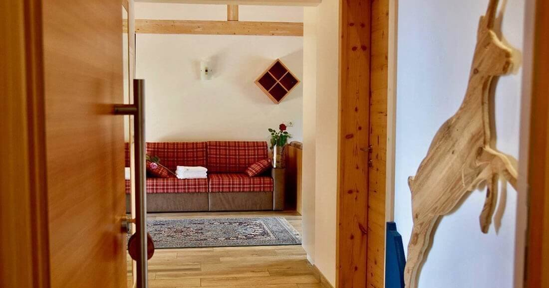 Holiday apartments in Maranza | Holidays in South Tyrol in Valle Isarco