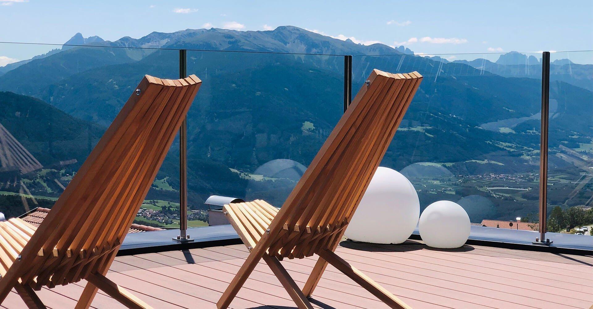 Hotel Kristall in Meransen Gitschberg-Jochtal | Wanderurlaub in den Dolomiten