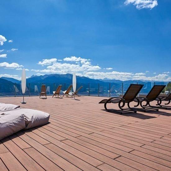 Impressioni dell'Hotel Kristall a Maranza Alto Adige