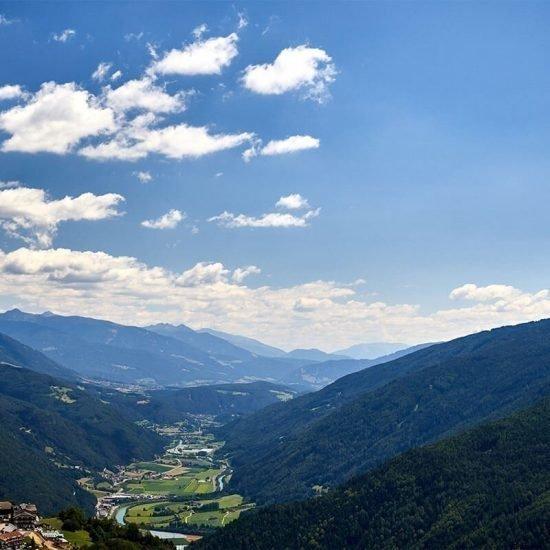 Impressionen von Hotel Kristall in Mersansen Südtirol