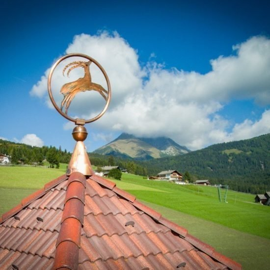 Impressions of Hotel Kristall in Maranza South Tyrol during summer
