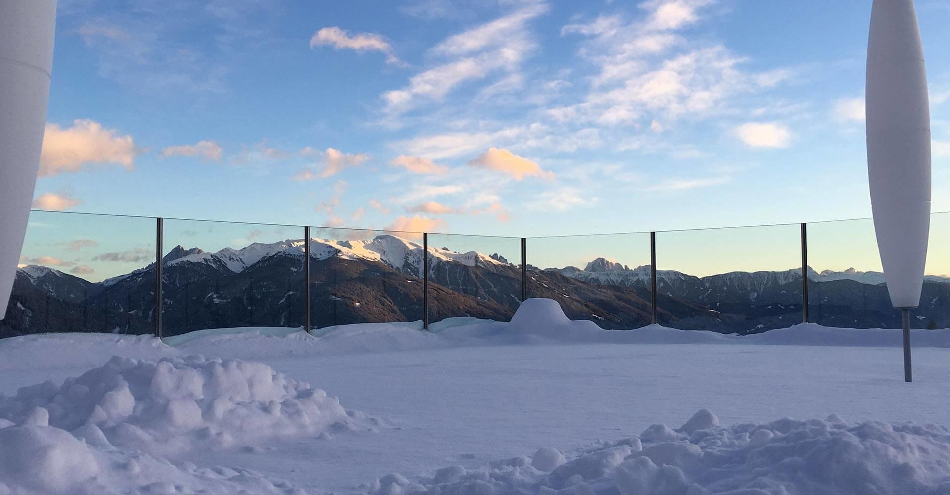 Hotel Kristall - Winterparadies Meransen | Skiurlaub in Südtirol