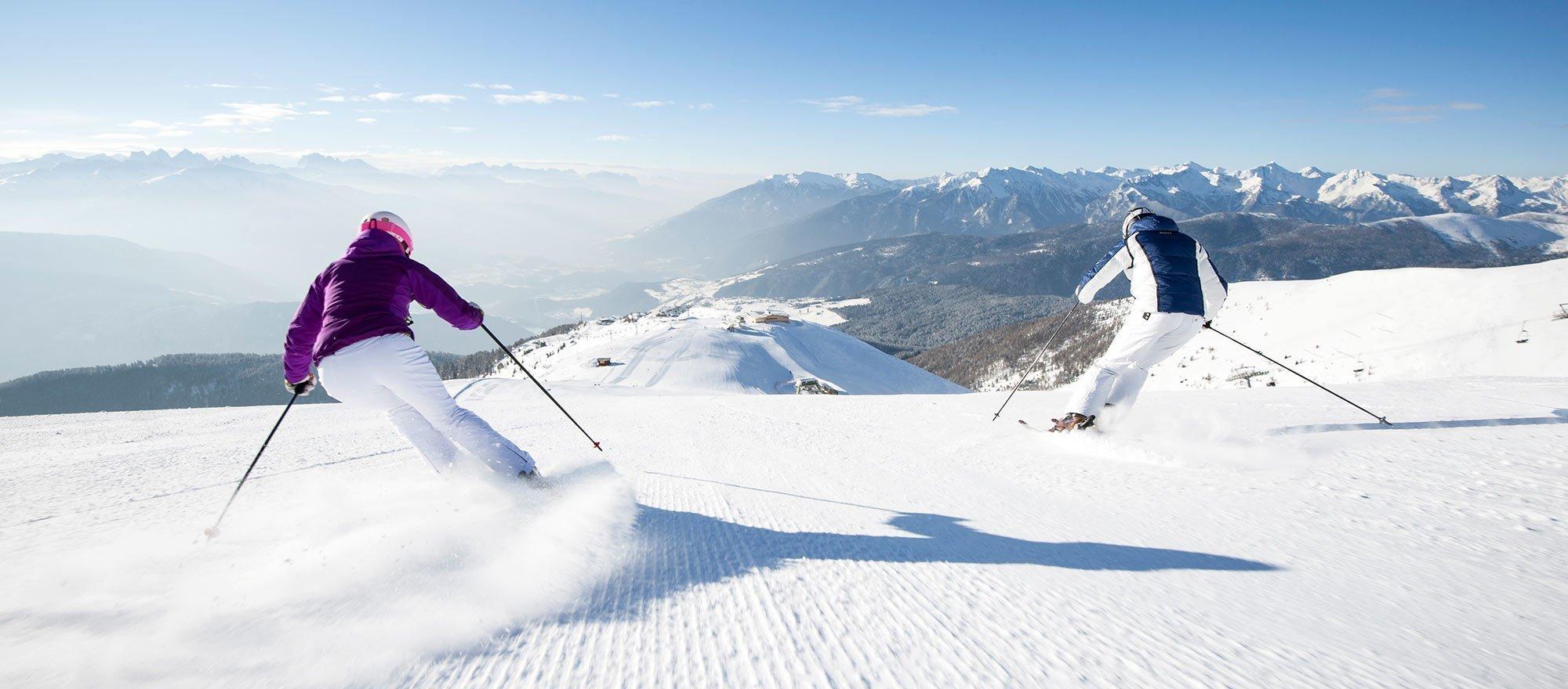 Ski resort Gitschberg Jochtal