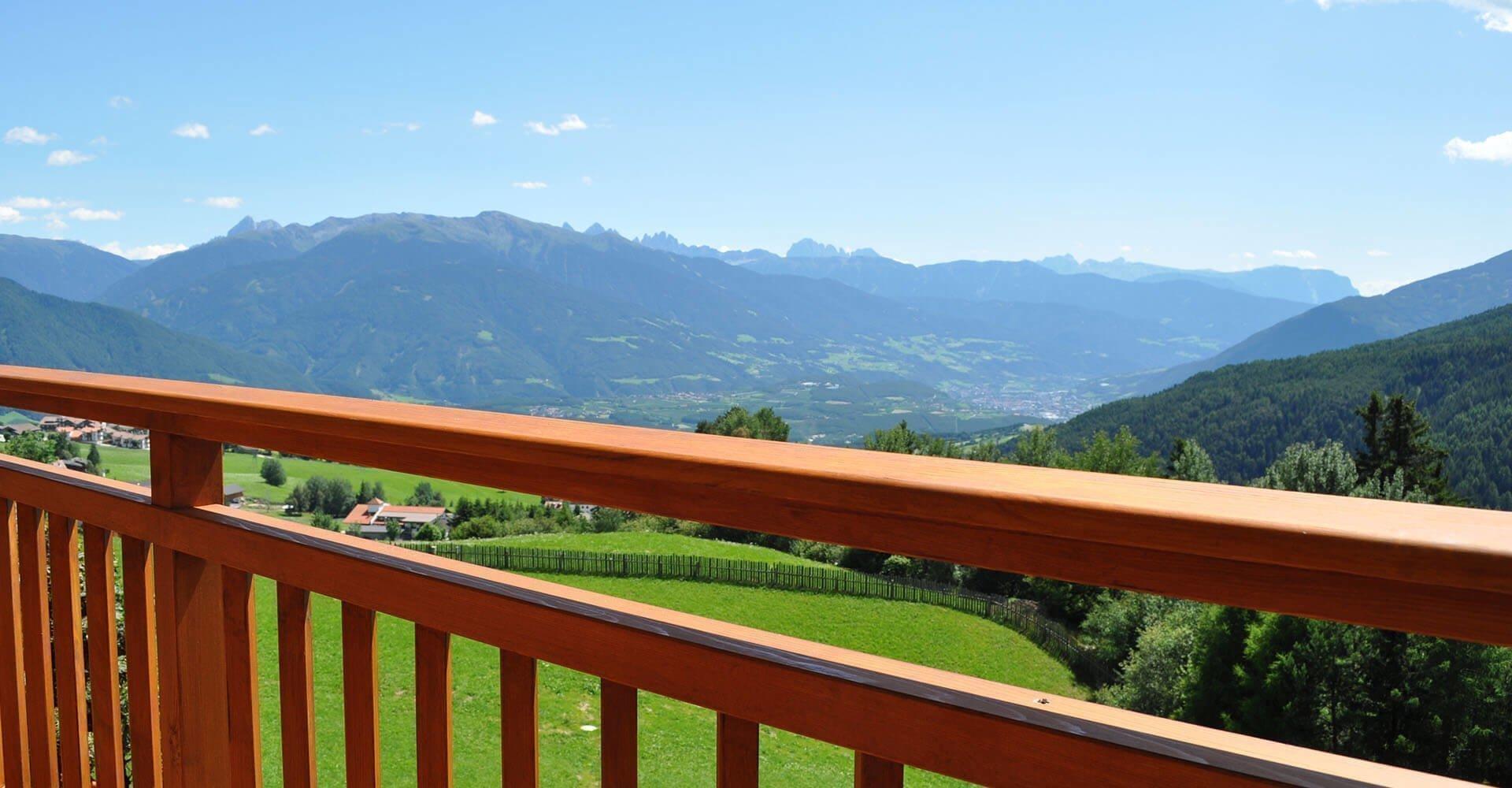 Stocknerhof Ferienwohnung in Meransen Südtirol