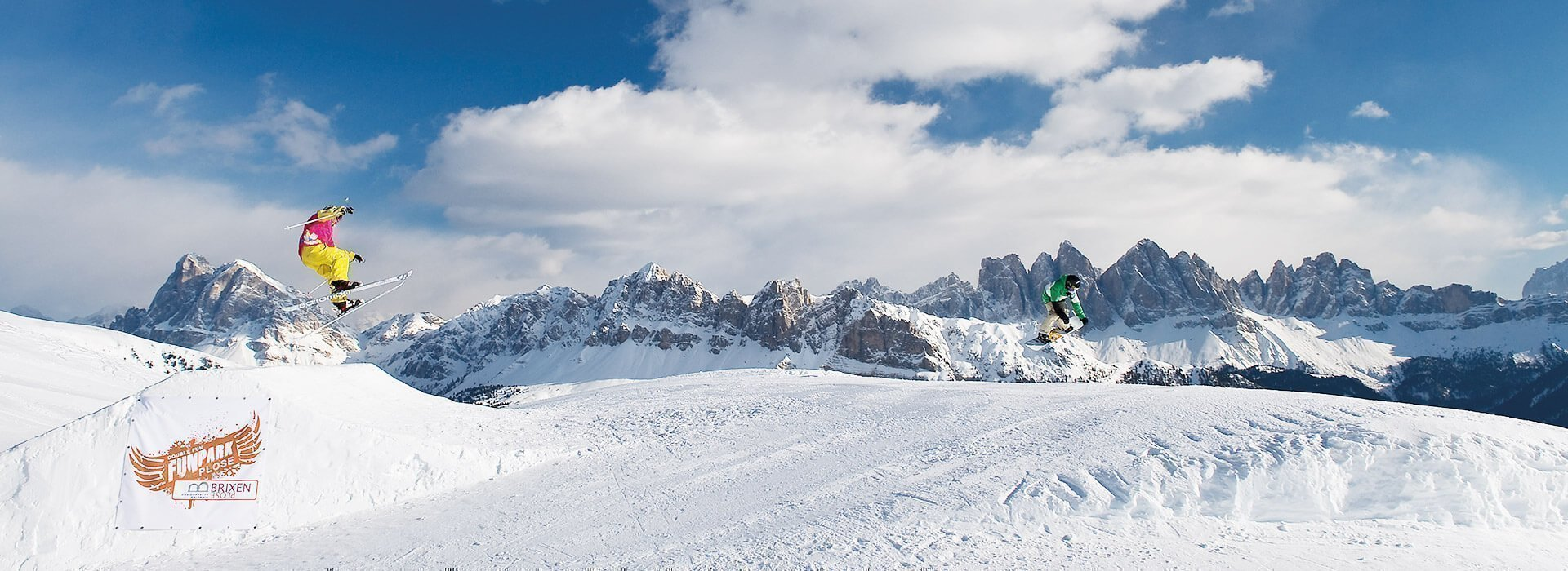 South Tyrol ski areas - Plose