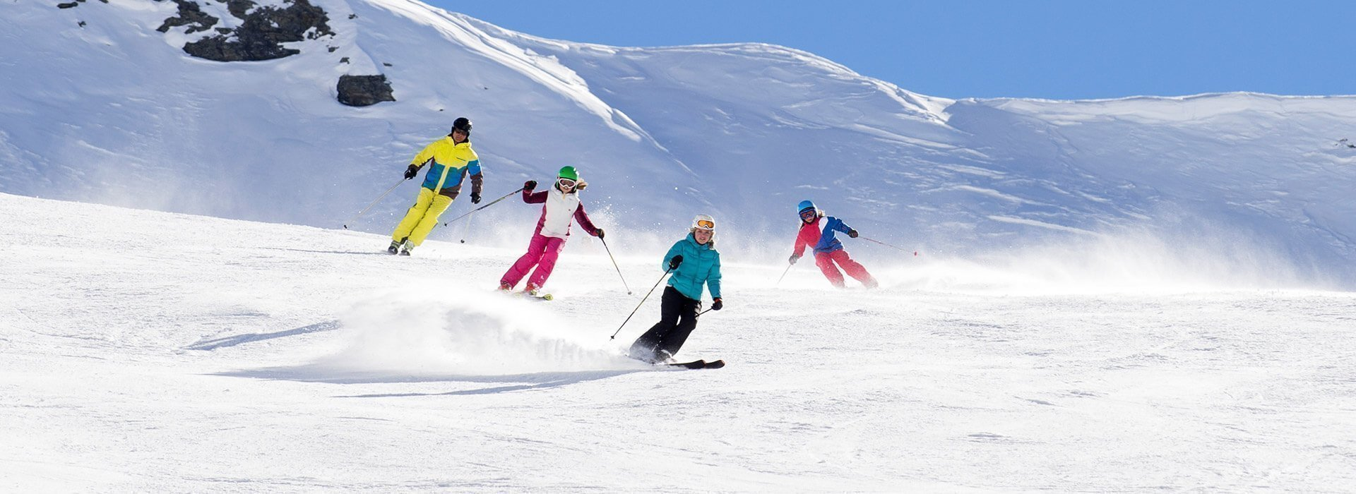 South Tyrol ski areas - Rosskopf