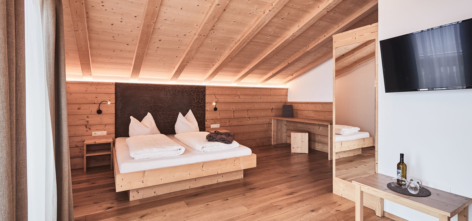 Accomodation Rooms in Maranza Val Isarco South Tyrol