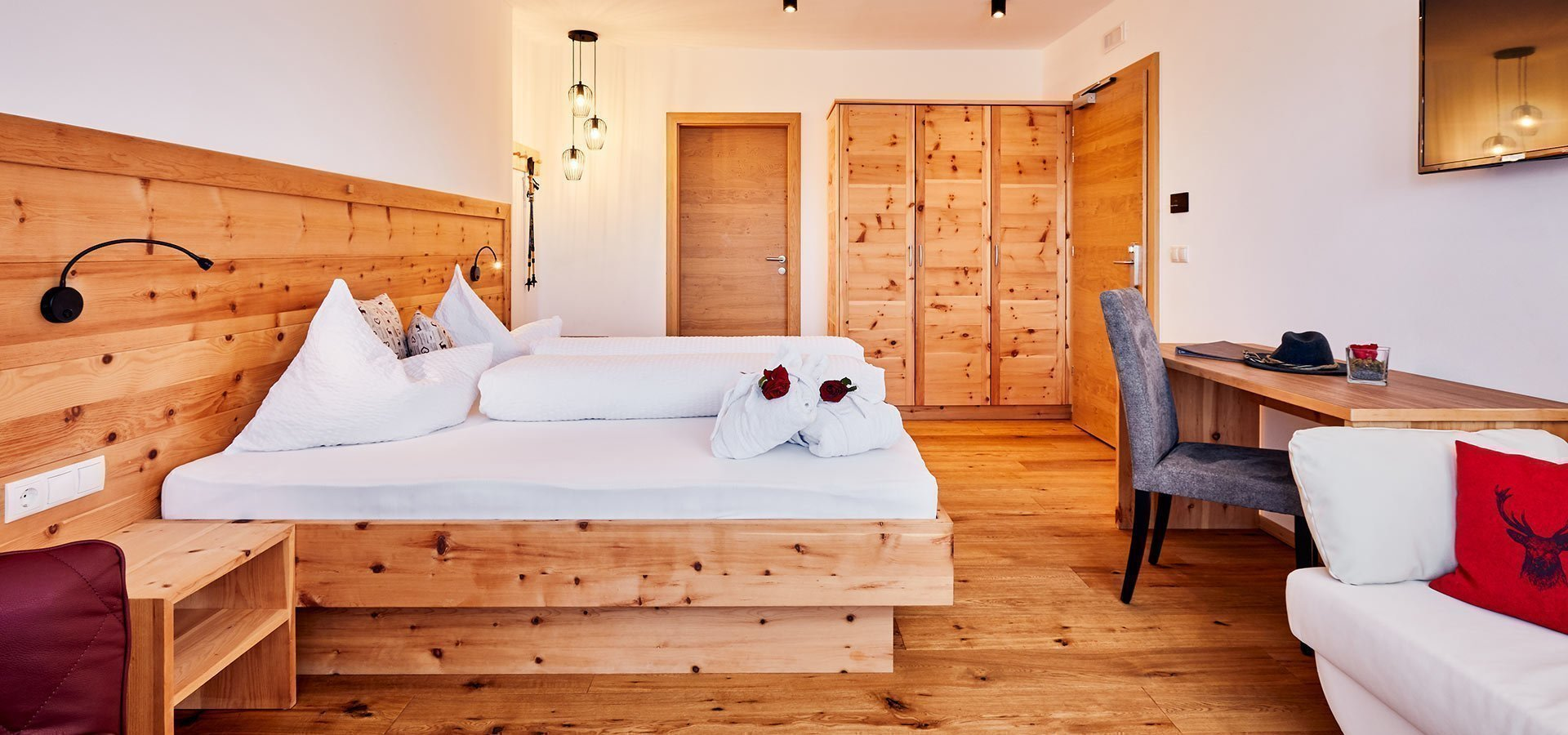 Accomodation Room Maranza in Val Isarco South Tyrol