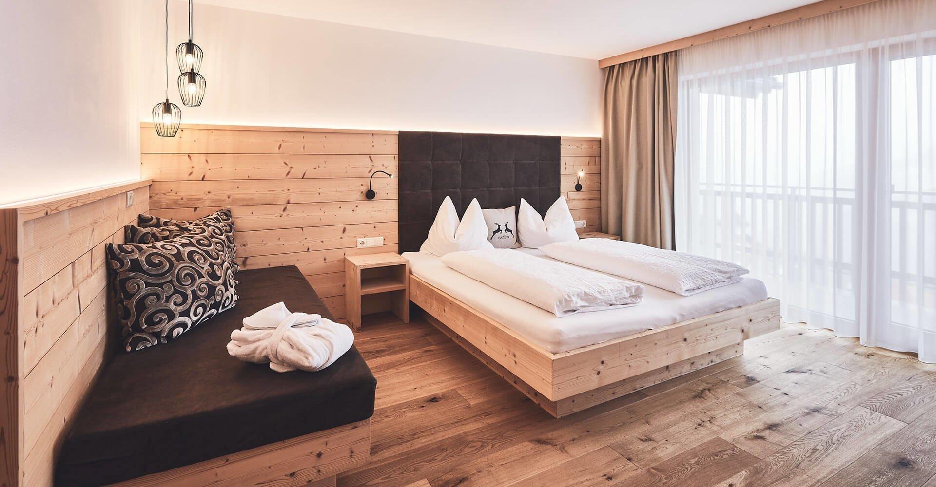 Hotel Kristall - Unterkunft & Zeransen im Eisacktal Südtirol