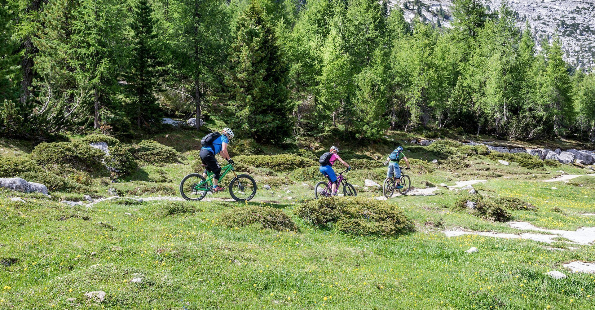 Hotel Kristall | Wanderurlaub in Meransen | Nordic Walking & Mountainbike