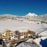Meransen Südtirol im Winter